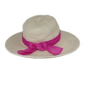 Gymboree Sunhat with Pink Bow
